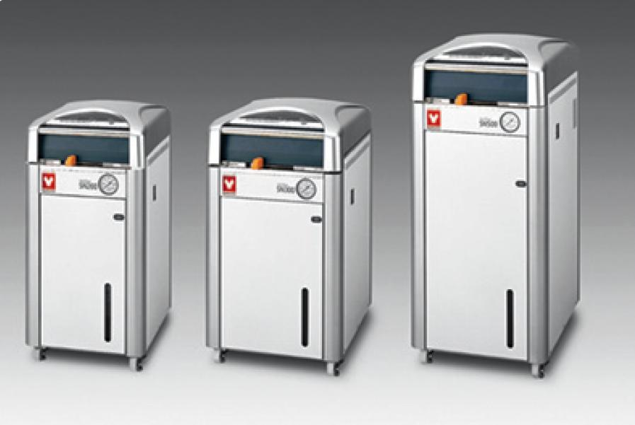 YAMATO立式压力蒸汽灭菌器SN210C/310C/510C, SQ510C/810C
